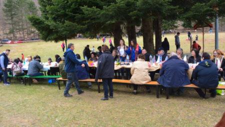 Η Ένωση Παλαιών Προσκόπων Βέροιας Καθαρά Δευτέρα στην Καστανιά