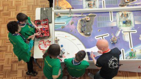 Πρόσκοποι Βέροιας & Αλεξάνδρειας στον Πανελλήνιο διαγωνισμό Εκπαιδευτικής Ρομποτικής , Έρευνας και Καινοτομίας